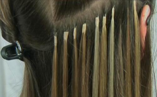 Hair Extension fusion-glue