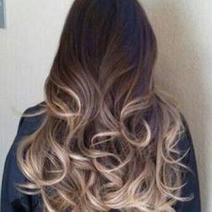 Blowwave hair style