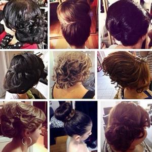 wedding Hair ups Hair ups , ballroom hair ups